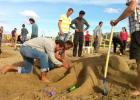 bedrijfsuitje scheveningen strandtent activiteiten  bbq